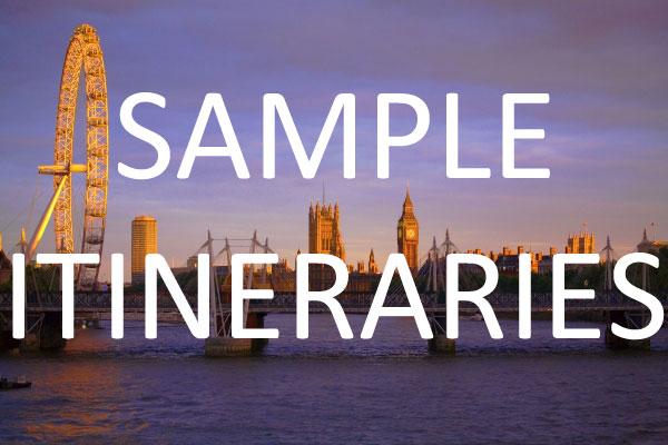 sample-itineraries